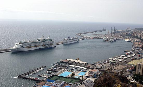 Shipchandler Tenerife